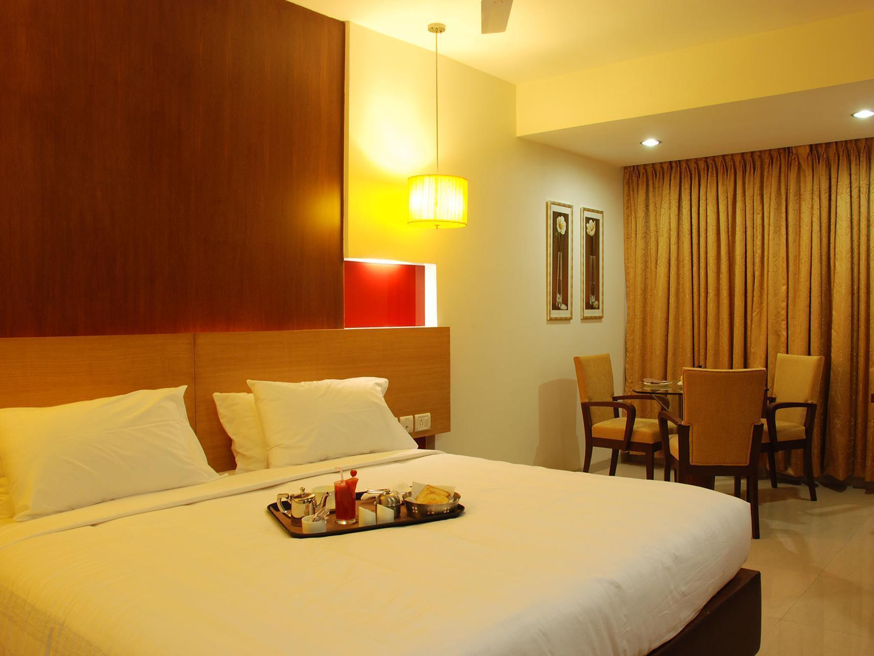 The Oriental Residency Hotel - Hotell och Boende i Indien i Mumbai