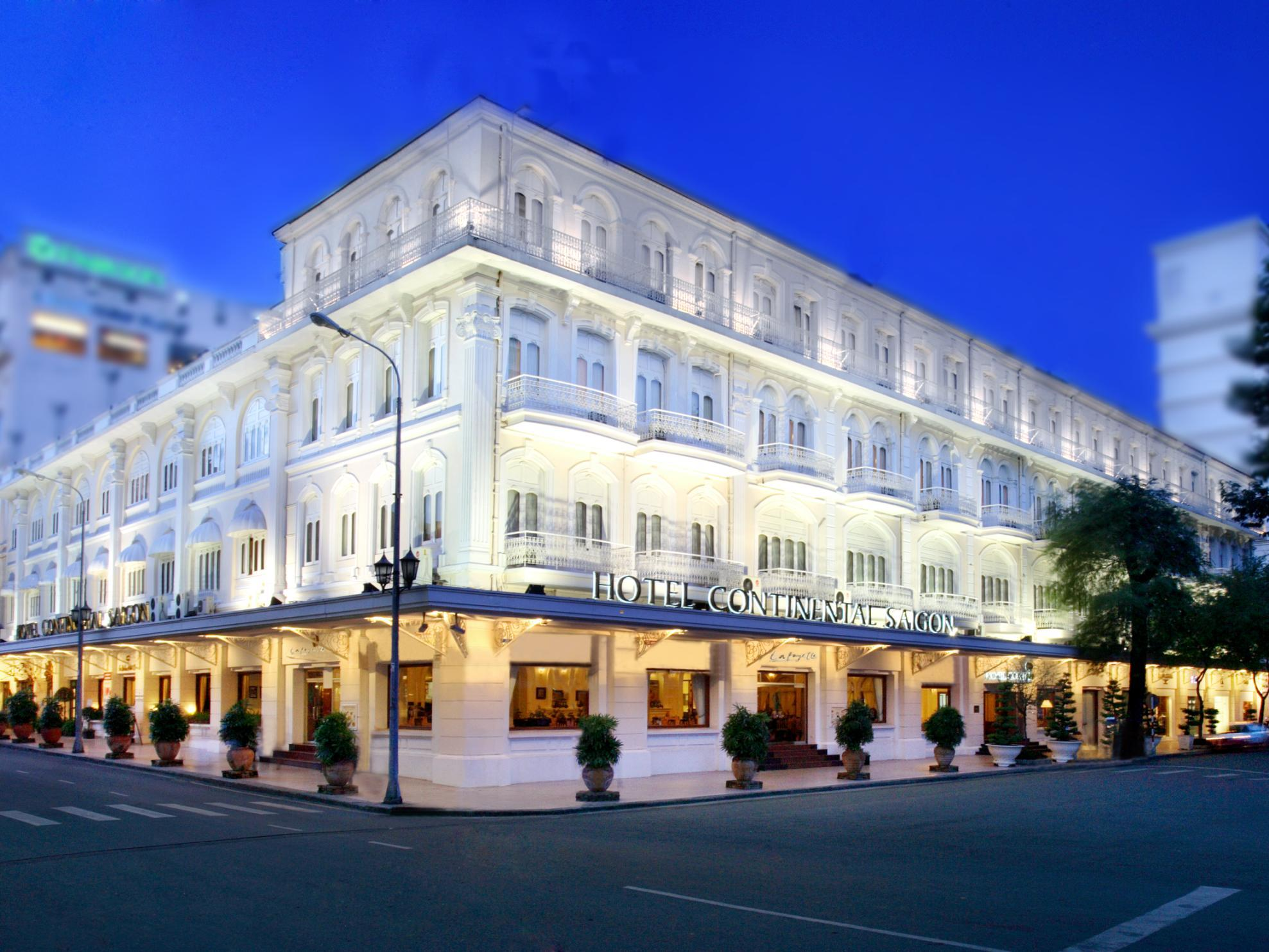 Hotell Hotel Continental Saigon