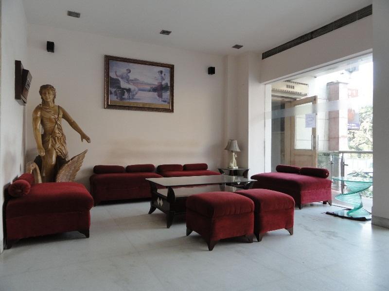 Hotel Bharat Continental New Delhi - Hotel exterieur