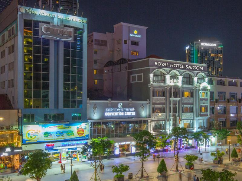 Royal hotel saigon district 1 ho chi minh city vietnam for Design hotel vietnam
