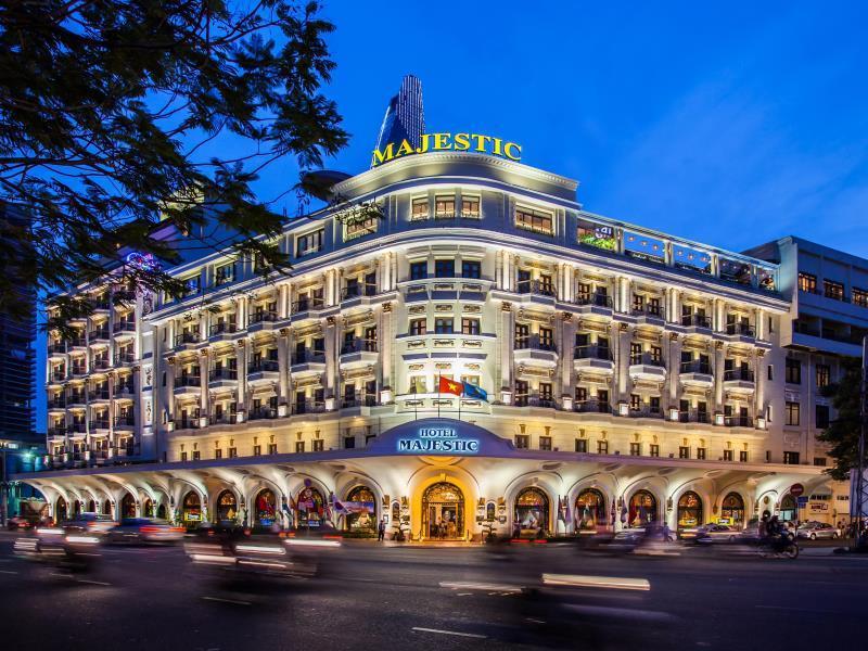 Hotell Majestic Hotel Saigon