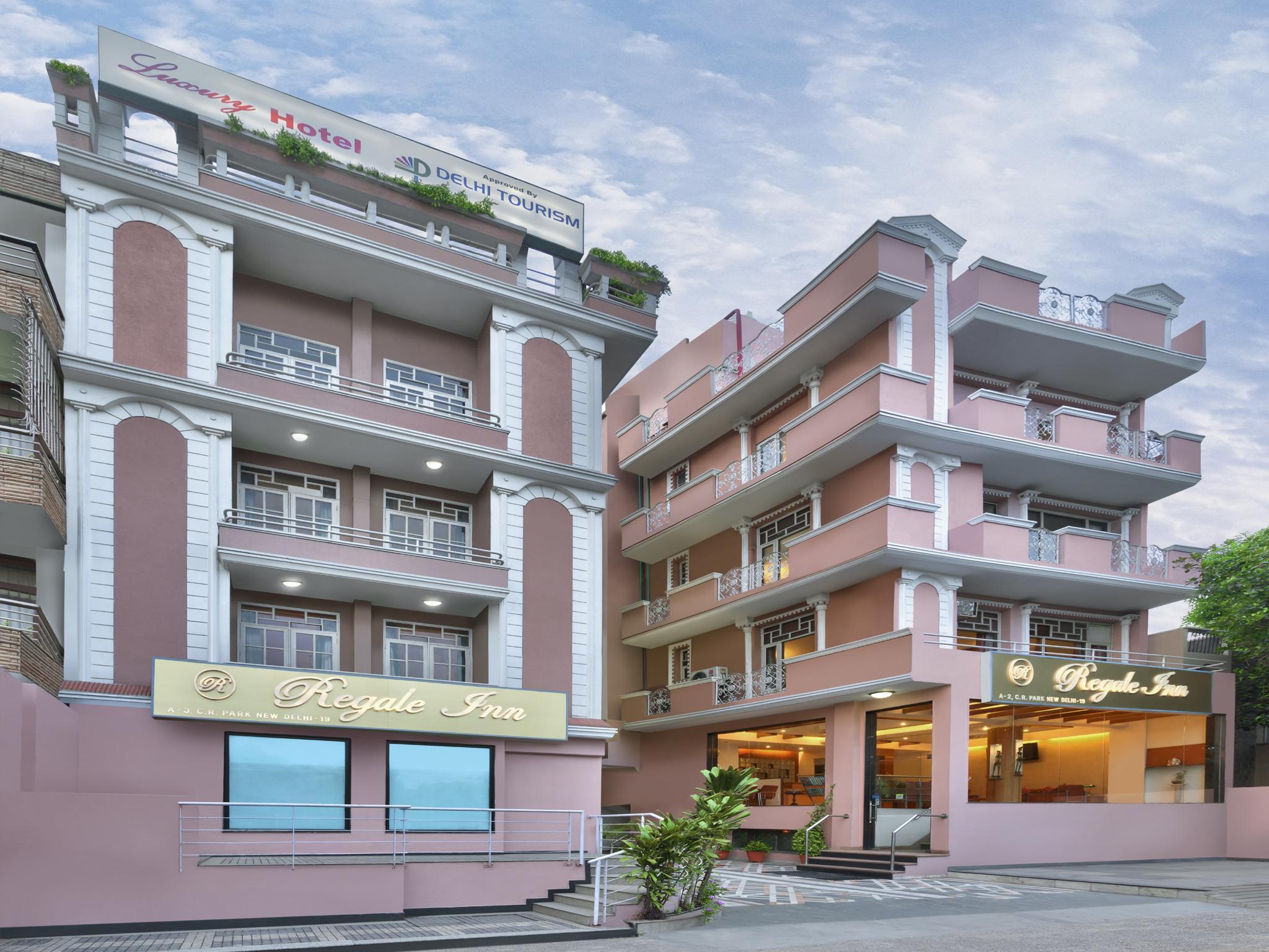 Hotel Regale Inn - Hotell och Boende i Indien i New Delhi And NCR