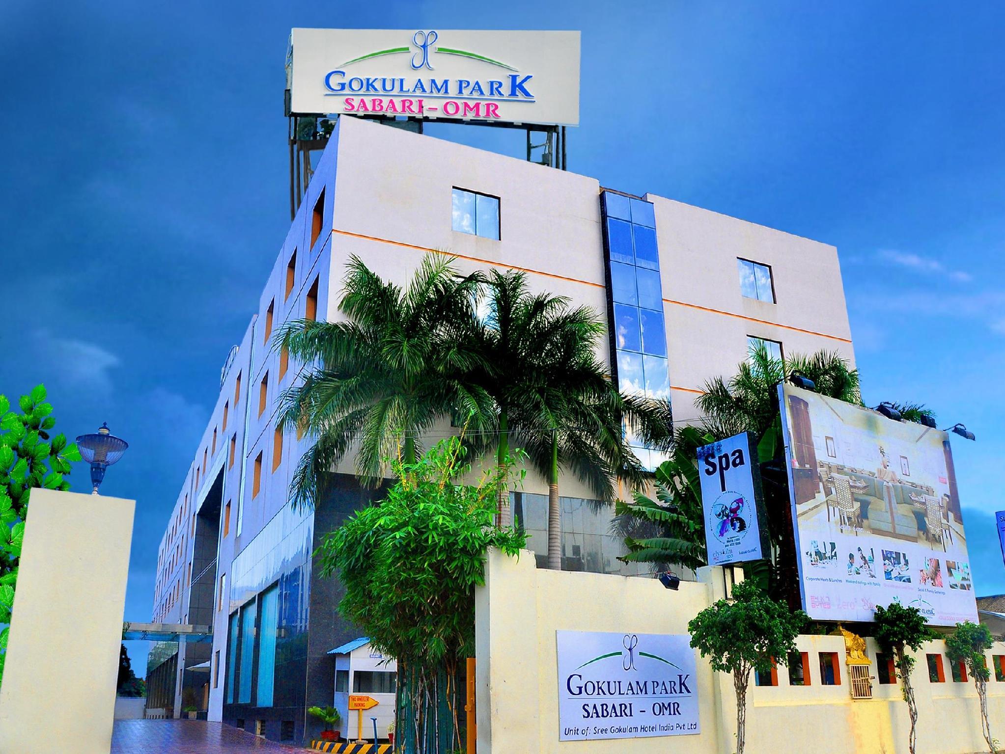 Quality Hotel Sabari Classic - Hotell och Boende i Indien i Chennai