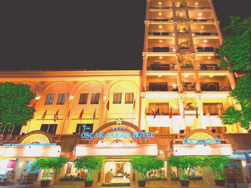 Hotell Oscar Saigon Hotel