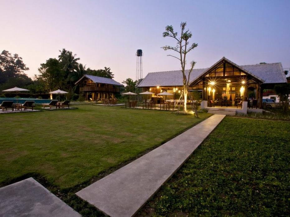 Baan Canna Country Resort - Hotels and Accommodation in Thailand, Asia