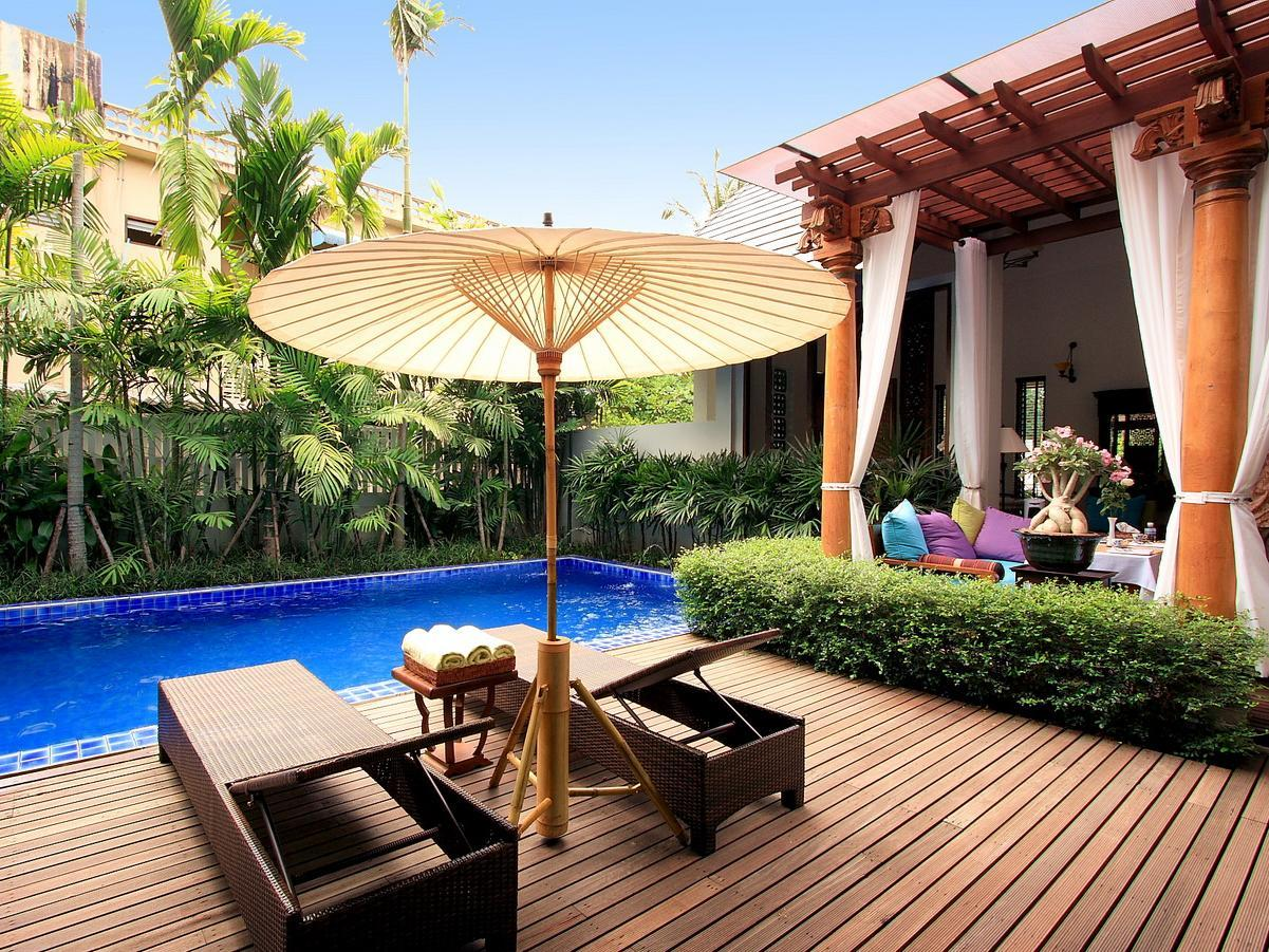 Baan Klang Wiang Hotel - Hotels and Accommodation in Thailand, Asia