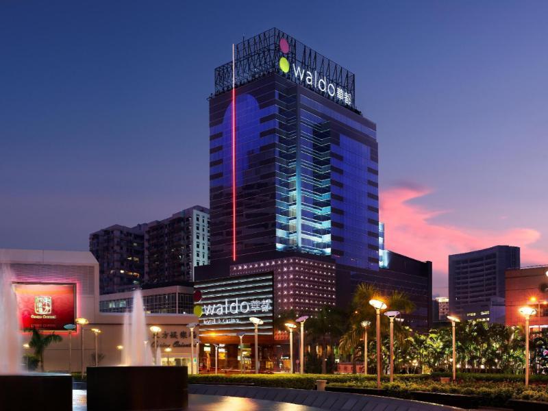 Waldo Hotel מקאו
