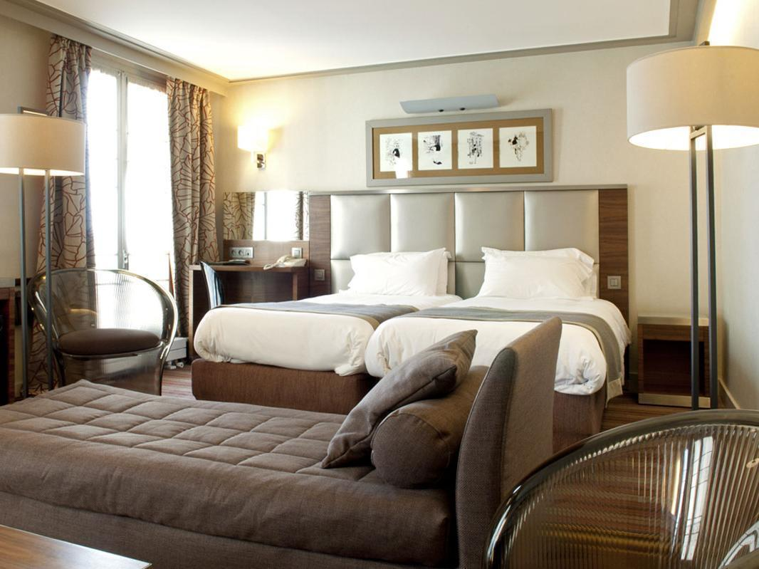 Hotel Berne Opera - Hotell och Boende i Frankrike i Europa