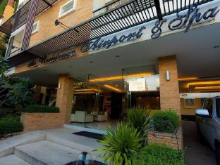The Residence Airport & Spa Hotel Bangkok - Entrance
