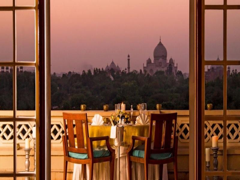 The Oberoi Amarvilas Agra Hotel - Hotell och Boende i Indien i Agra