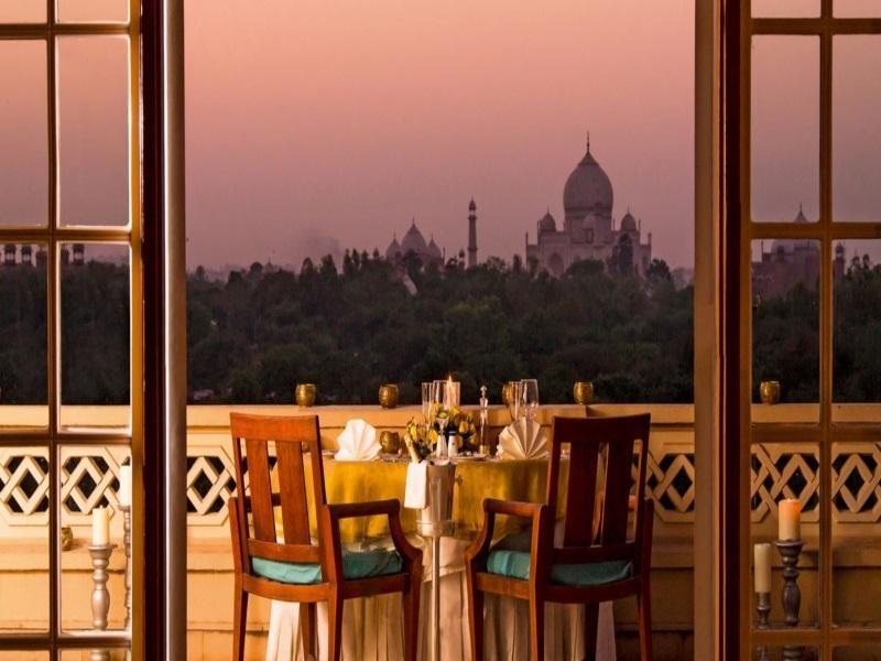 The Oberoi Amarvilas Agra Hotel Agra