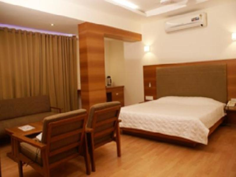 Hotel Kanak - Hotel and accommodation in India in Ahmedabad