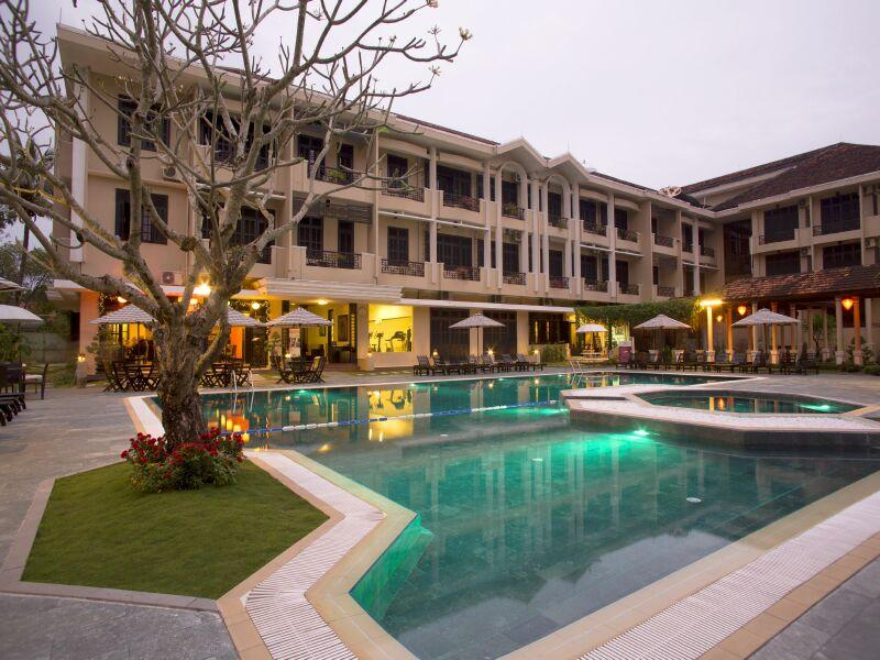 Hotell Hoi An Hotel
