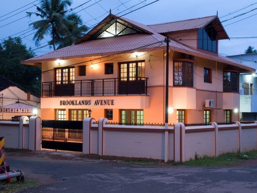 Villa Brook Heritage Home - Hotell och Boende i Indien i Alleppey