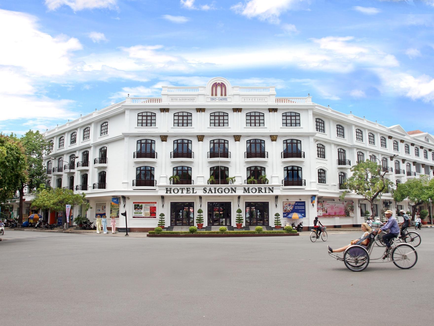 Hotell Saigon Morin Hotel
