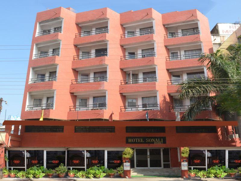 Hotel Sonali Regency - Hotel and accommodation in India in Bhopal