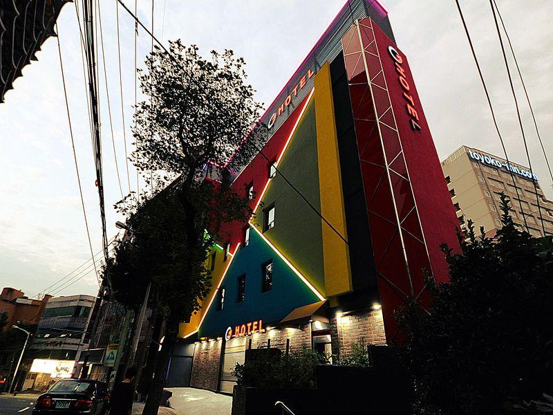 G Hotel - Hotels and Accommodation in South Korea, Asia