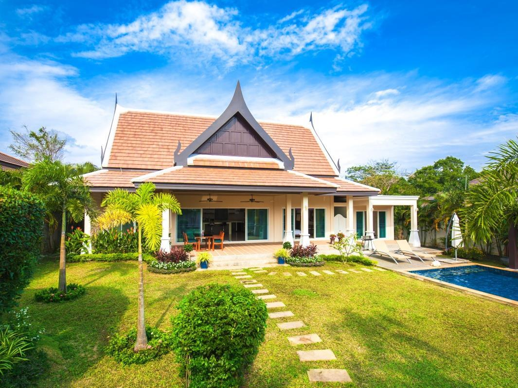 Nok Sawan Villa By Jetta - Hotels and Accommodation in Thailand, Asia