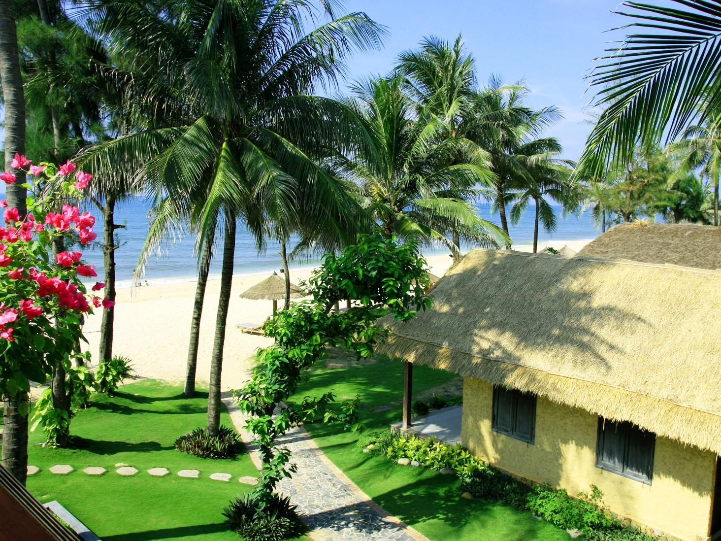 Hotell Bamboo Village Beach Resort