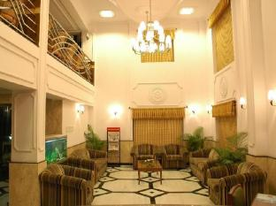 The Chariot Hotel Chennai - Empfangshalle