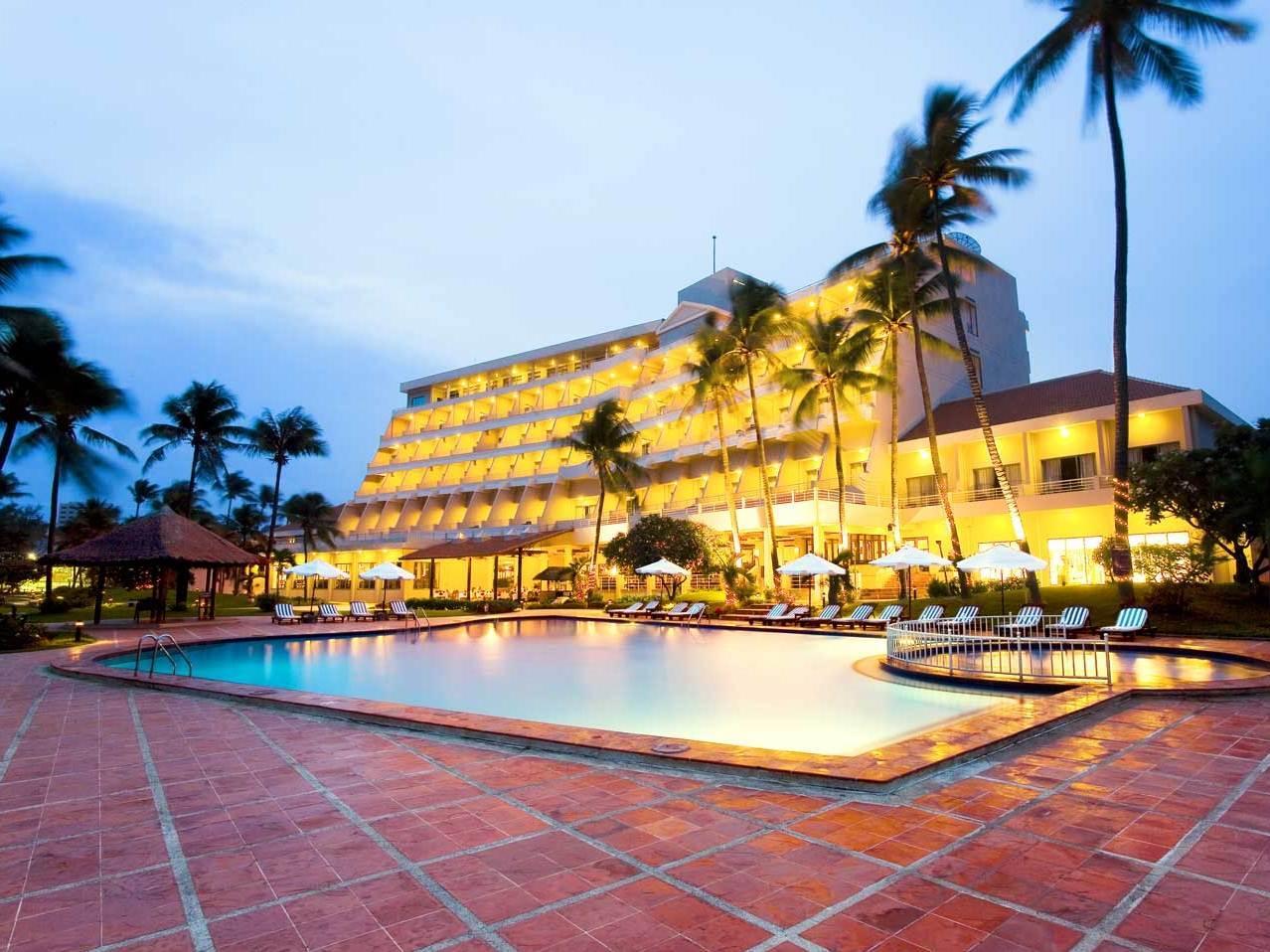 Phan Thiet Ocean Dunes Resort - Phan Thiet