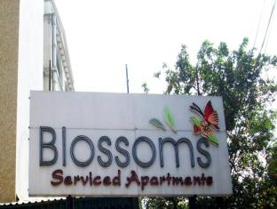 Blossoms Serviced Apartments Chennai - Entrance