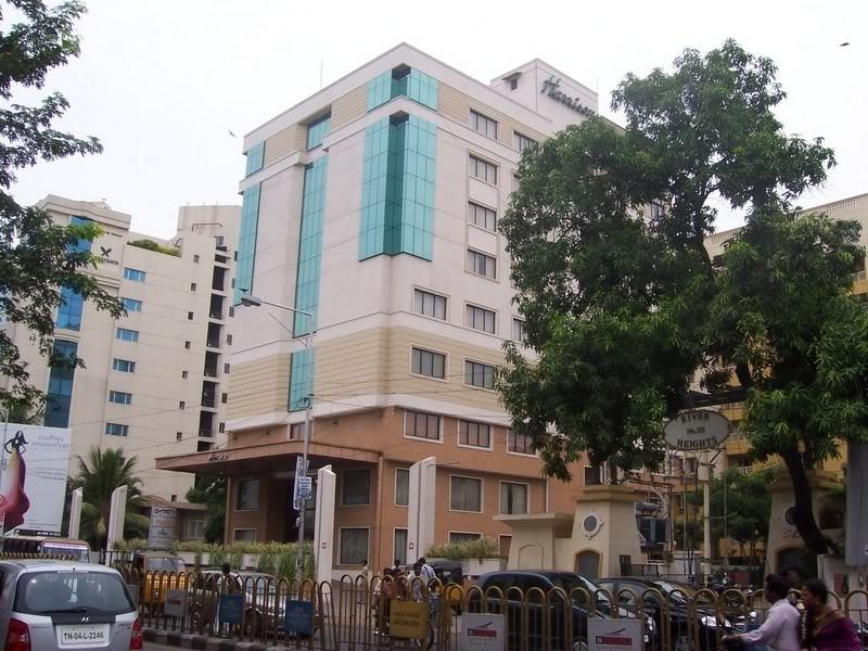 Harrisons Chennai - Main Building