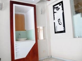 Hotel Peninsula Chennai - Fürdőszoba
