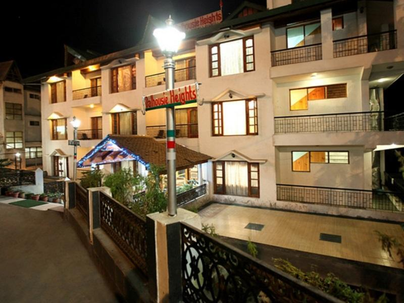Dalhousie Heights - Hotel and accommodation in India in Dalhousie
