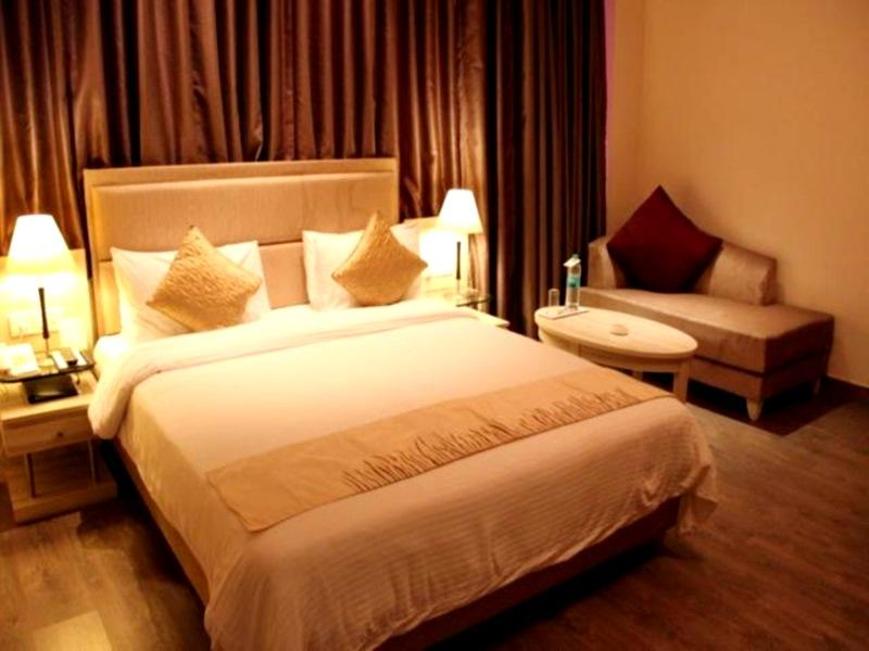 Hotell Jukaso IT Suites Gurgaon