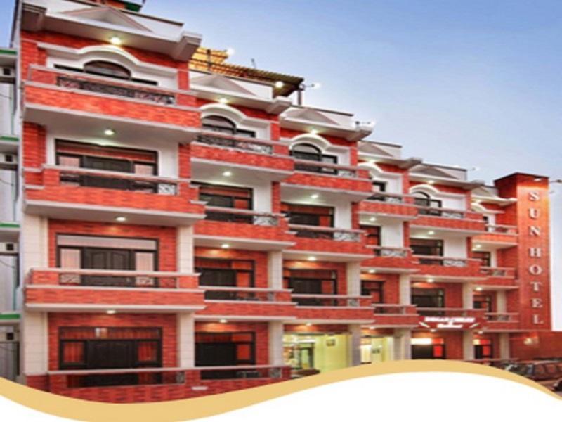 Sun Hotel - Hotell och Boende i Indien i Haridwar