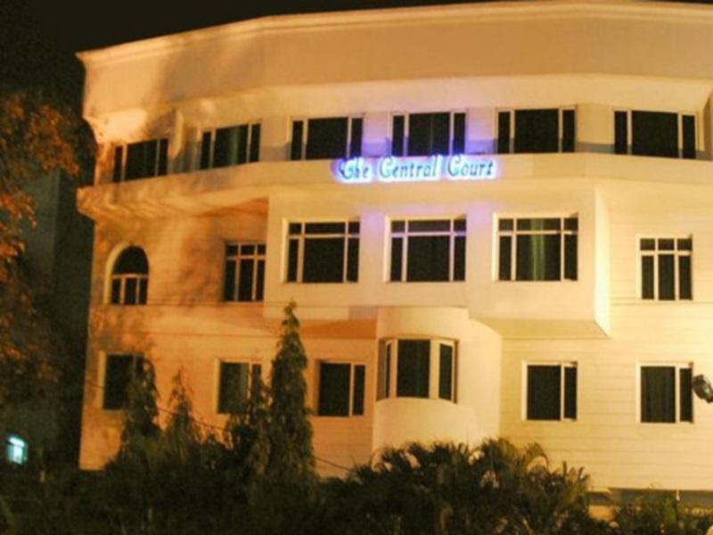 The Central Court Hotel - Hotell och Boende i Indien i Hyderabad