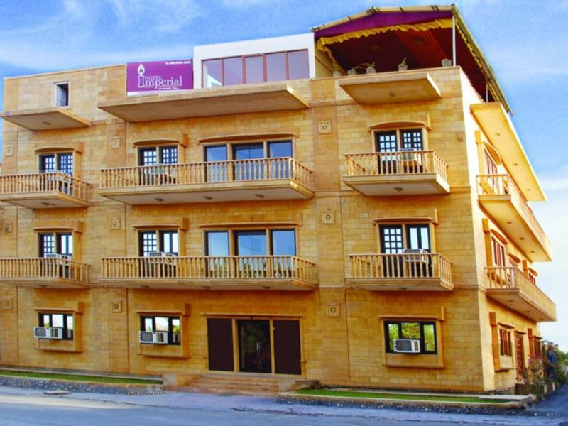 Hotel Imperial - Hotel and accommodation in India in Jaisalmer