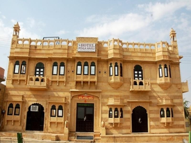Hotel Pithla Haveli - Hotel and accommodation in India in Jaisalmer
