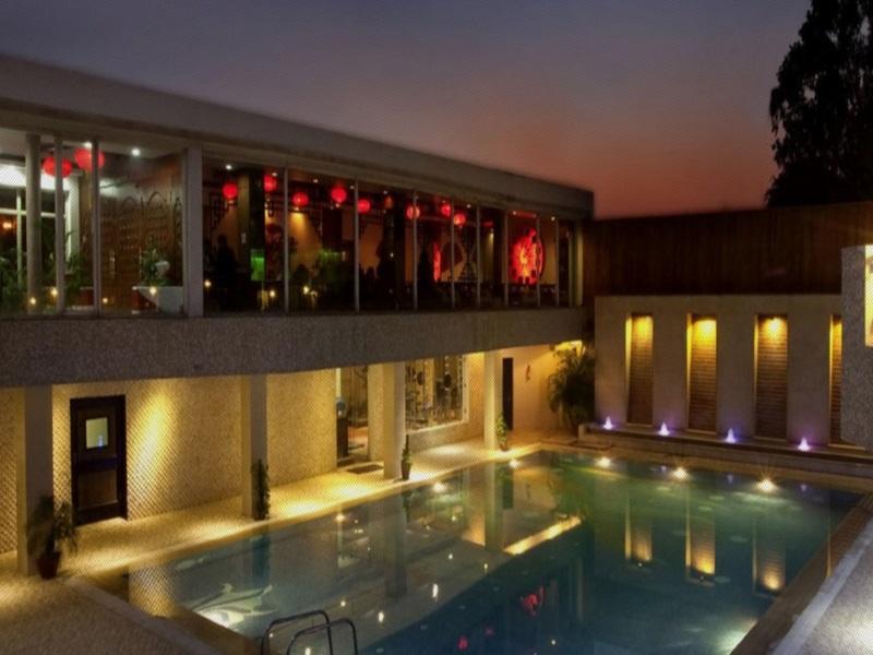 Hotel Asia Jammu Tawi - Jammu
