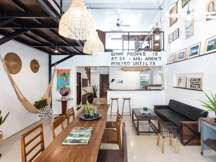 Stockhome Hostel Ayutthaya - Hotels and Accommodation in Thailand, Asia