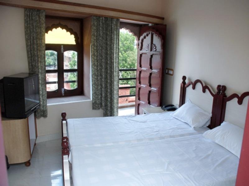 Jee Ri Haveli - Hotell och Boende i Indien i Jodhpur