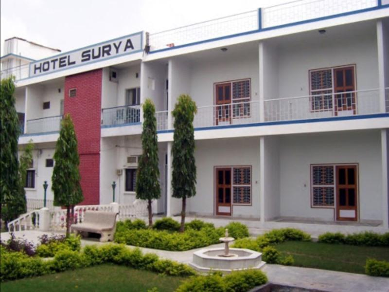 Hotel Surya Khajuraho - Hotell och Boende i Indien i Khajuraho