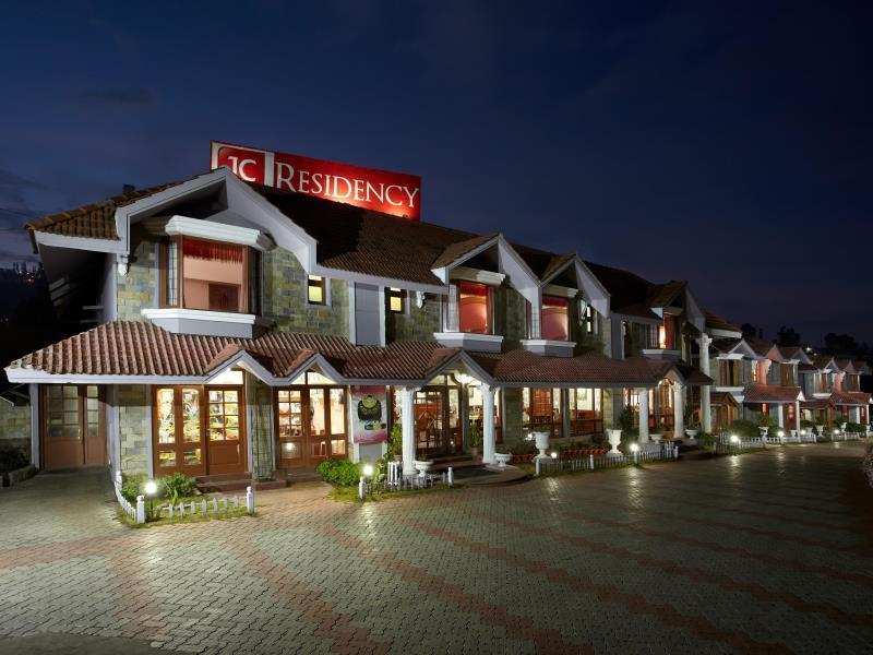 JC Residency - Hotell och Boende i Indien i Kodaikanal