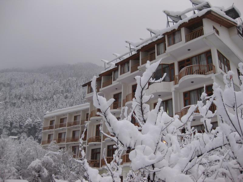 Sarthak Resorts - Hotell och Boende i Indien i Manali