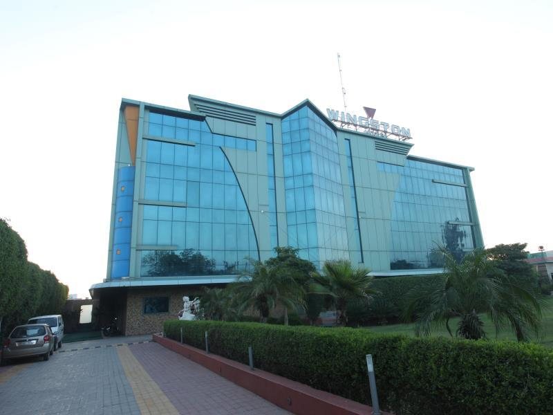 Hotel Wingston - Hotel and accommodation in India in Mathura
