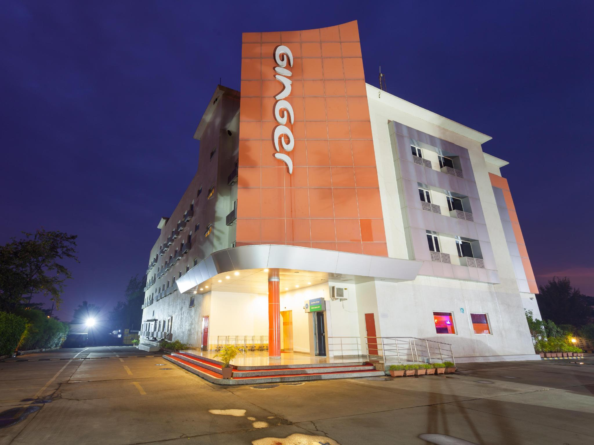 Ginger Hotel Nashik - Hotell och Boende i Indien i Nasik