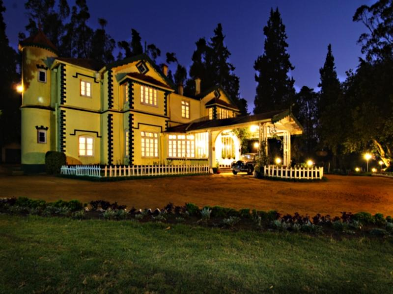 Glyngarth Villa Resorts - Hotel and accommodation in India in Ooty