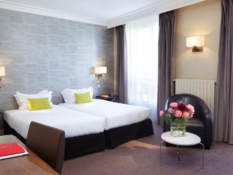 Londres Et New York Hotel - Hotell och Boende i Frankrike i Europa