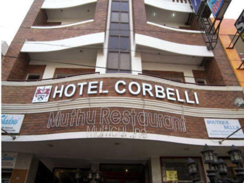Hotel Corbelli - Pondicherry