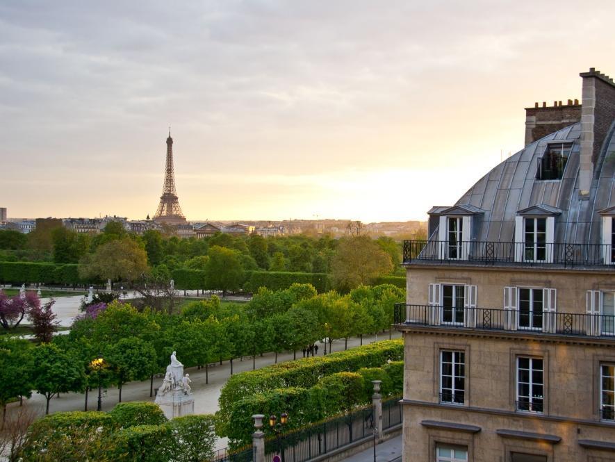Hotel Regina Louvre - Hotell och Boende i Frankrike i Europa