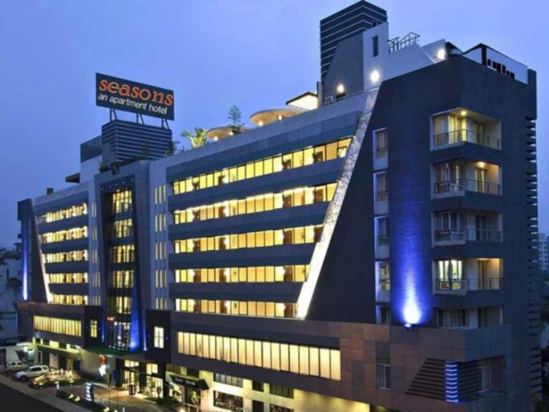 Seasons - An Apartment Hotel - Hotell och Boende i Indien i Pune