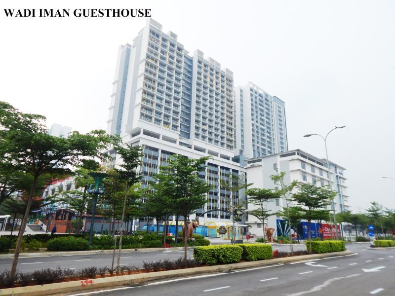 Wadi Iman Guesthouse @ i-City - Hotels and Accommodation in Malaysia, Asia