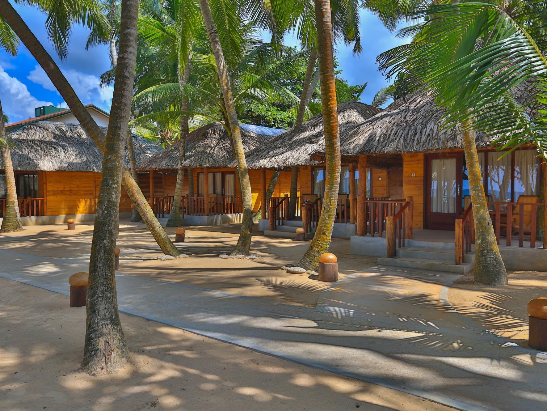 Thejan Beach Cabanas Bentota - Hotels and Accommodation in Sri Lanka, Asia