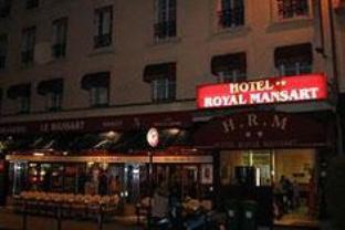 Hotel Royal Mansart - Hotell och Boende i Frankrike i Europa